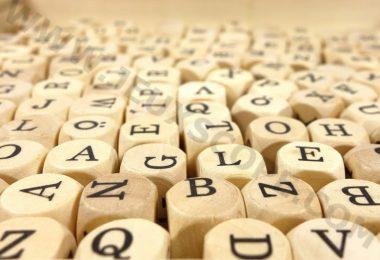 Combinaison de mots avec lettres jeux