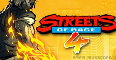 Street of Rage 4 personnages