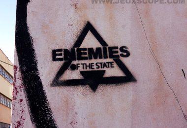 avis et critique Enemies of the State